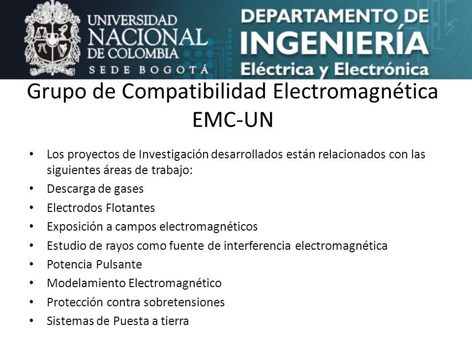 Grupo de Compatibilidad Electromagnética EMC-UN