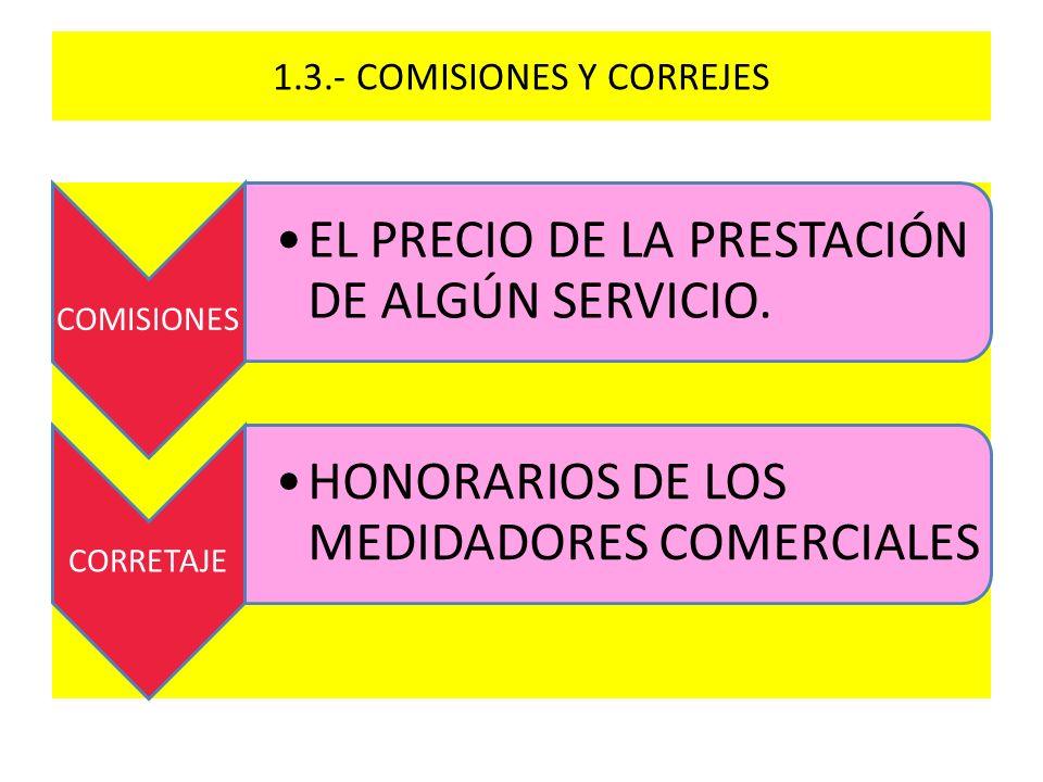 1.3.- COMISIONES Y CORREJES
