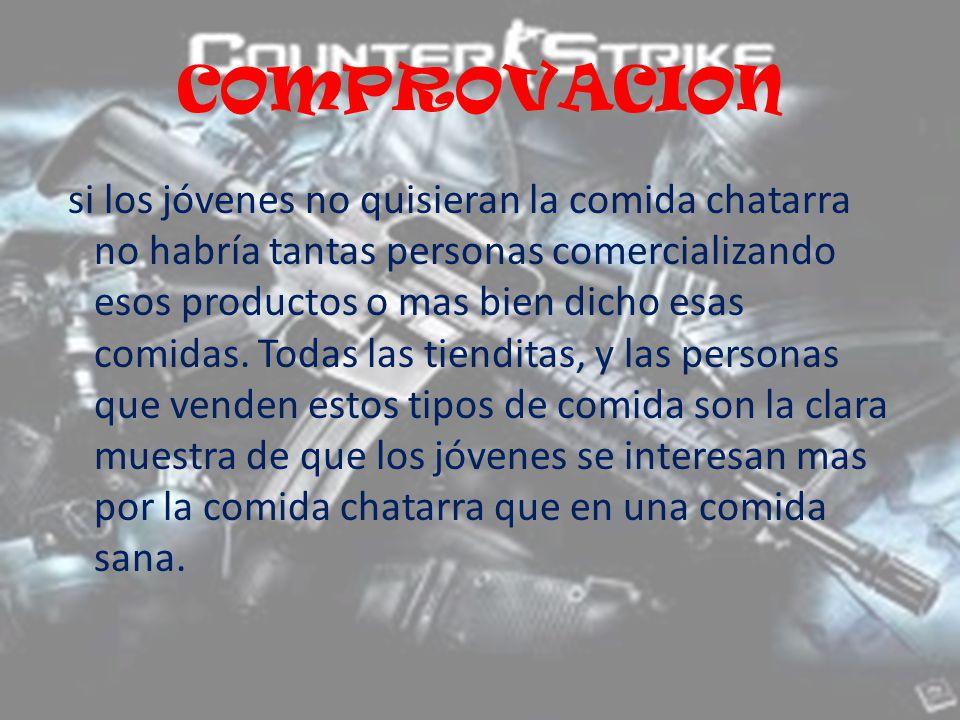 COMPROVACION