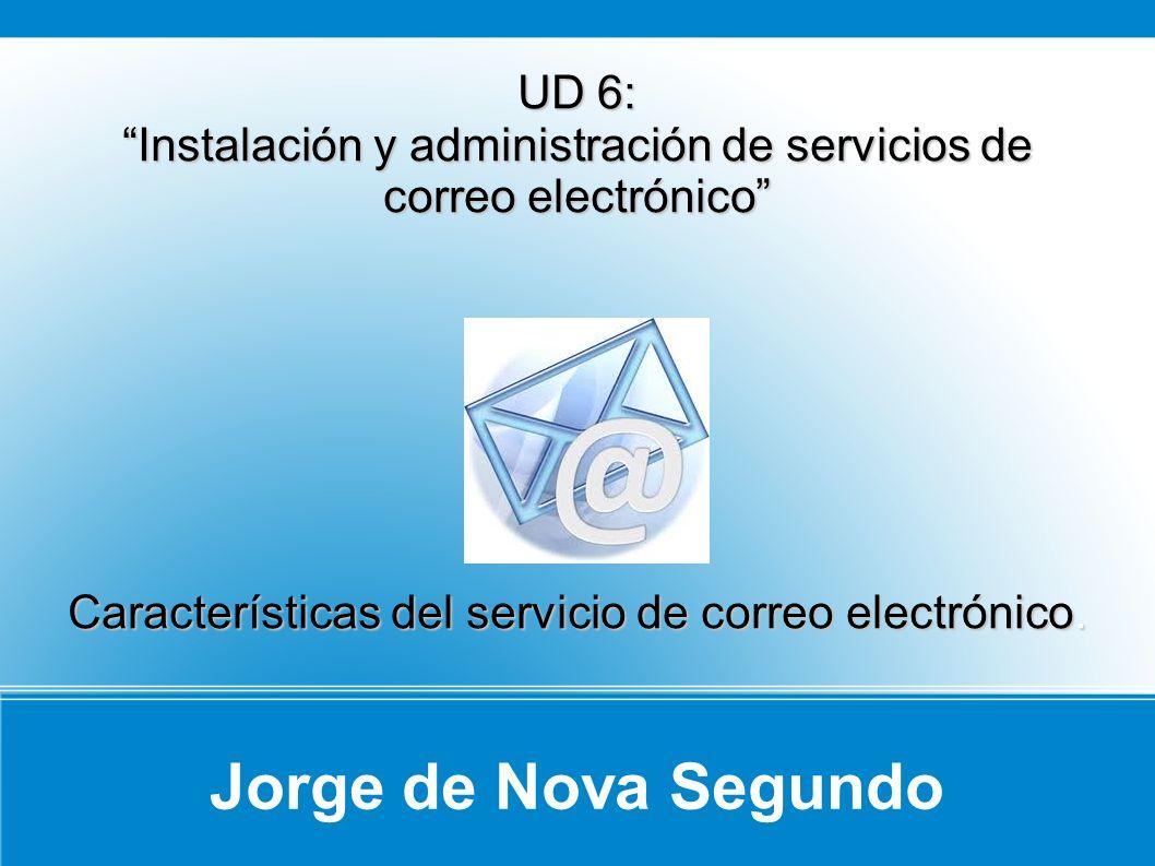 Jorge de Nova Segundo UD 6: