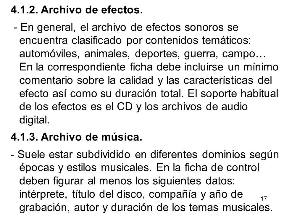 4.1.2. Archivo de efectos.