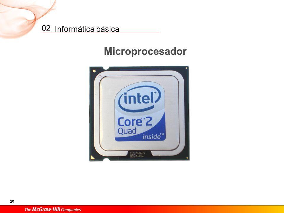02 Microprocesador