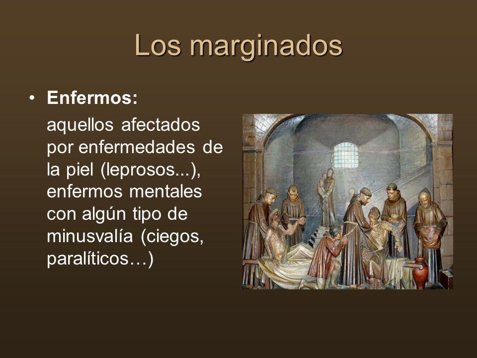 Los marginados Enfermos: