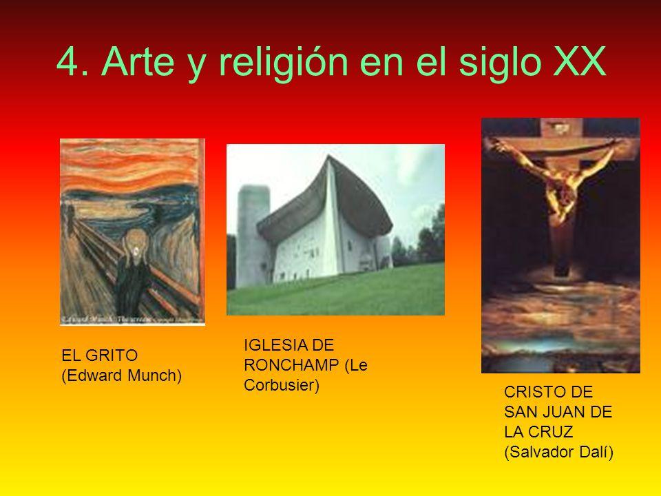 4. Arte y religión en el siglo XX