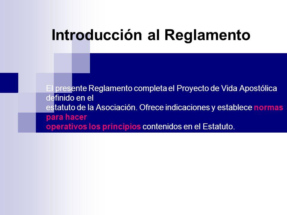 Introducción al Reglamento