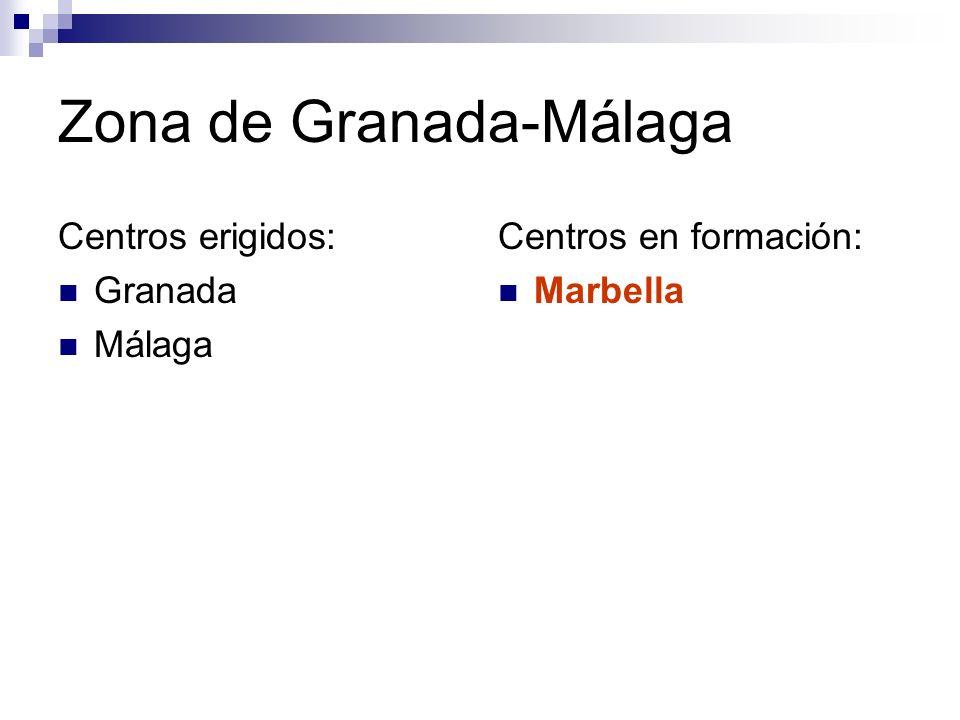 Zona de Granada-Málaga