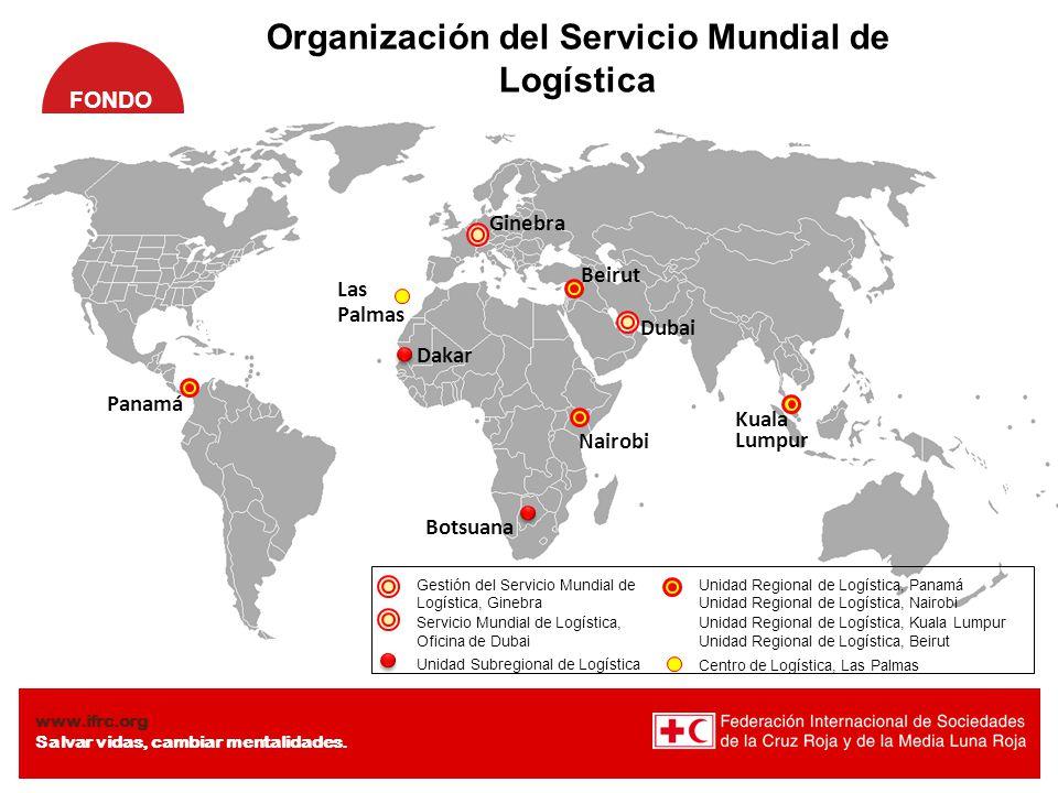 Organización del Servicio Mundial de Logística