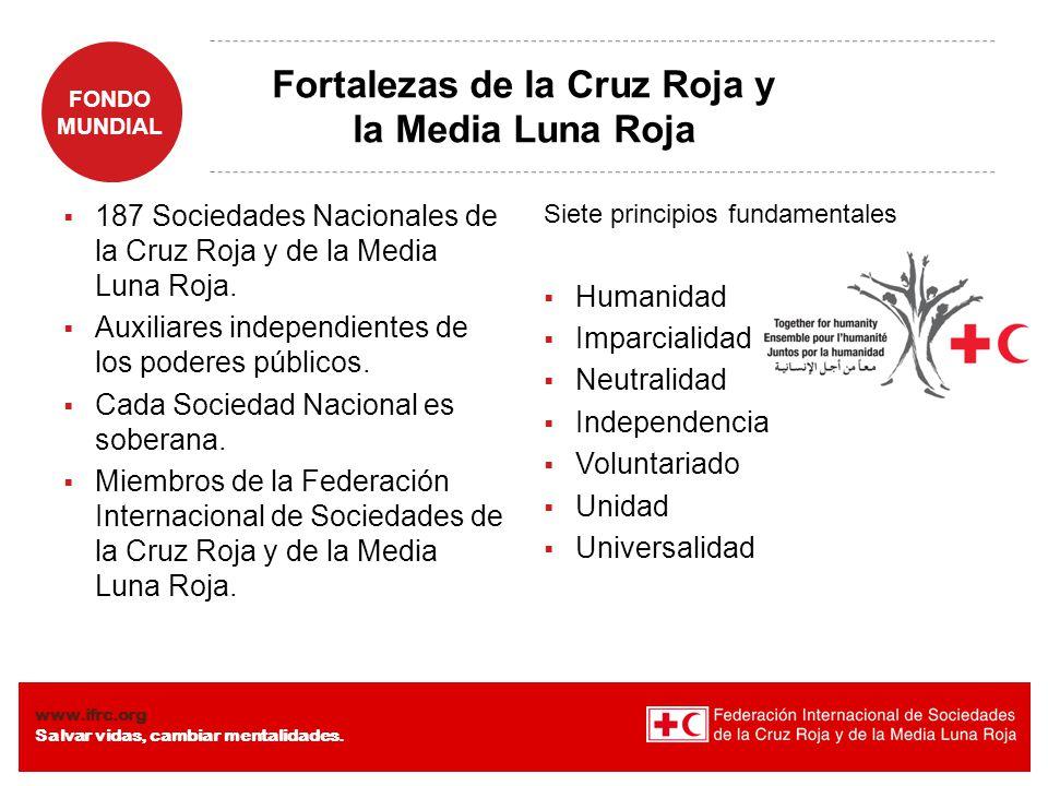 Fortalezas de la Cruz Roja y la Media Luna Roja