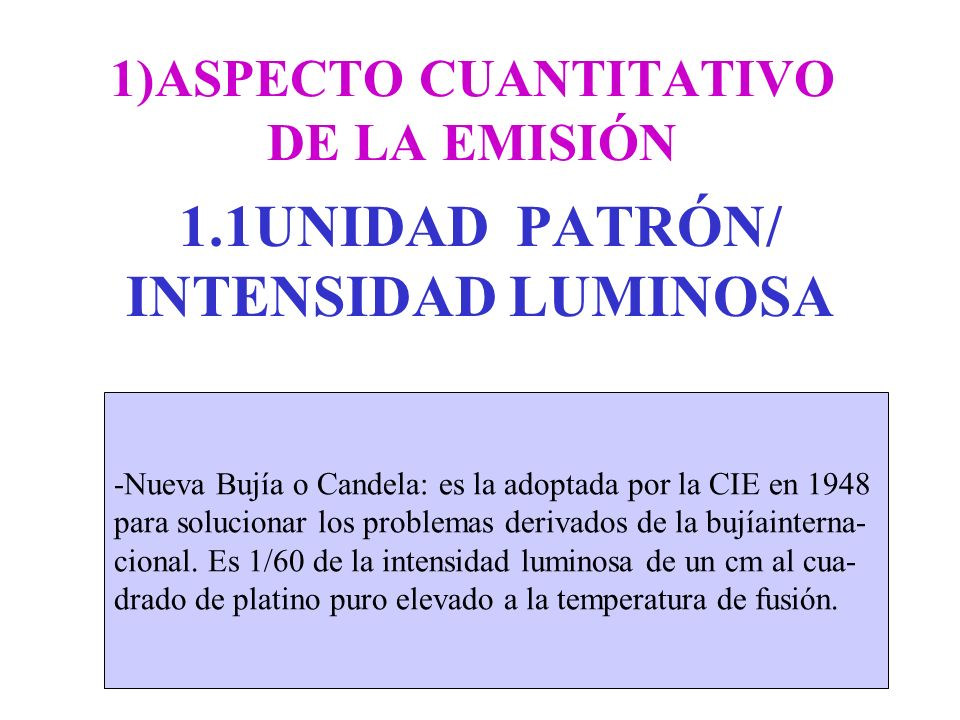 1)ASPECTO CUANTITATIVO DE LA EMISIÓN