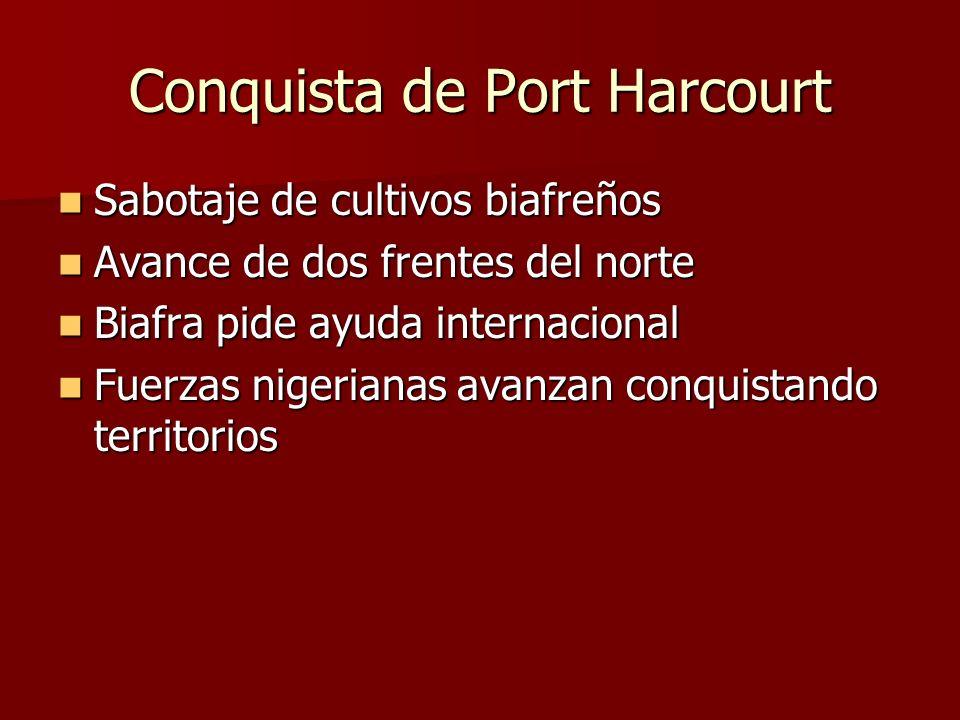 Conquista de Port Harcourt
