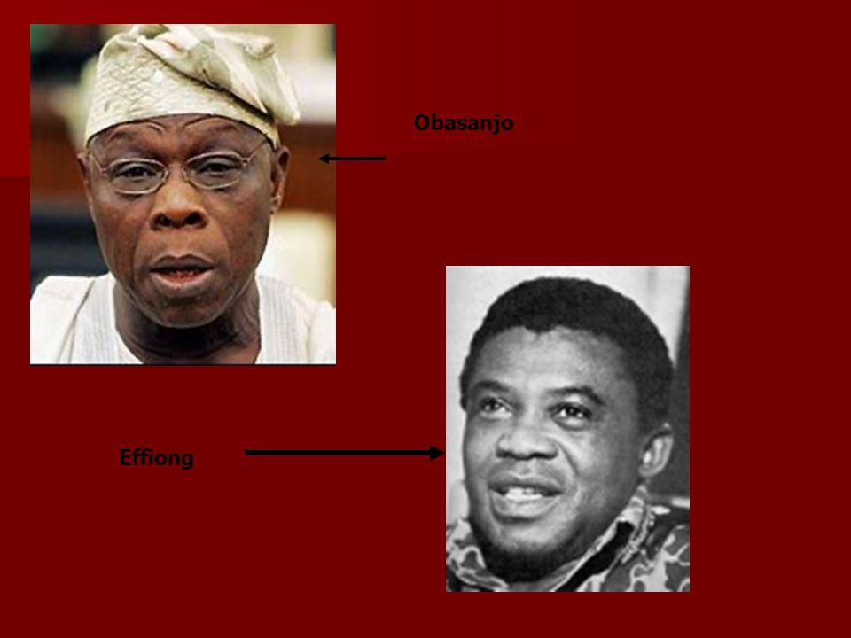 Obasanjo Effiong