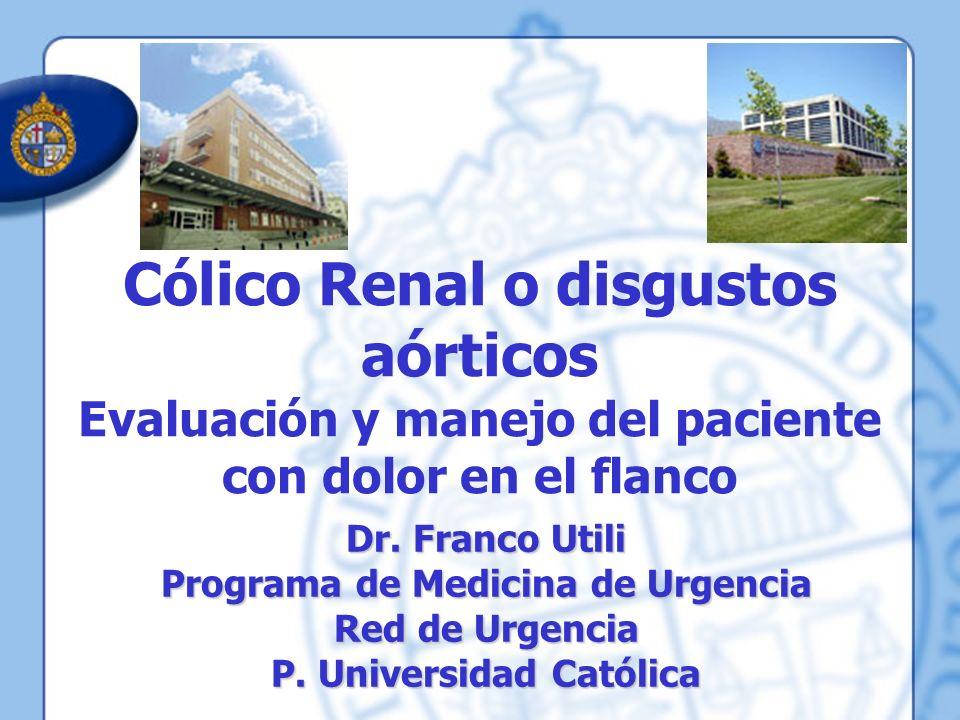 Programa de Medicina de Urgencia P. Universidad Católica