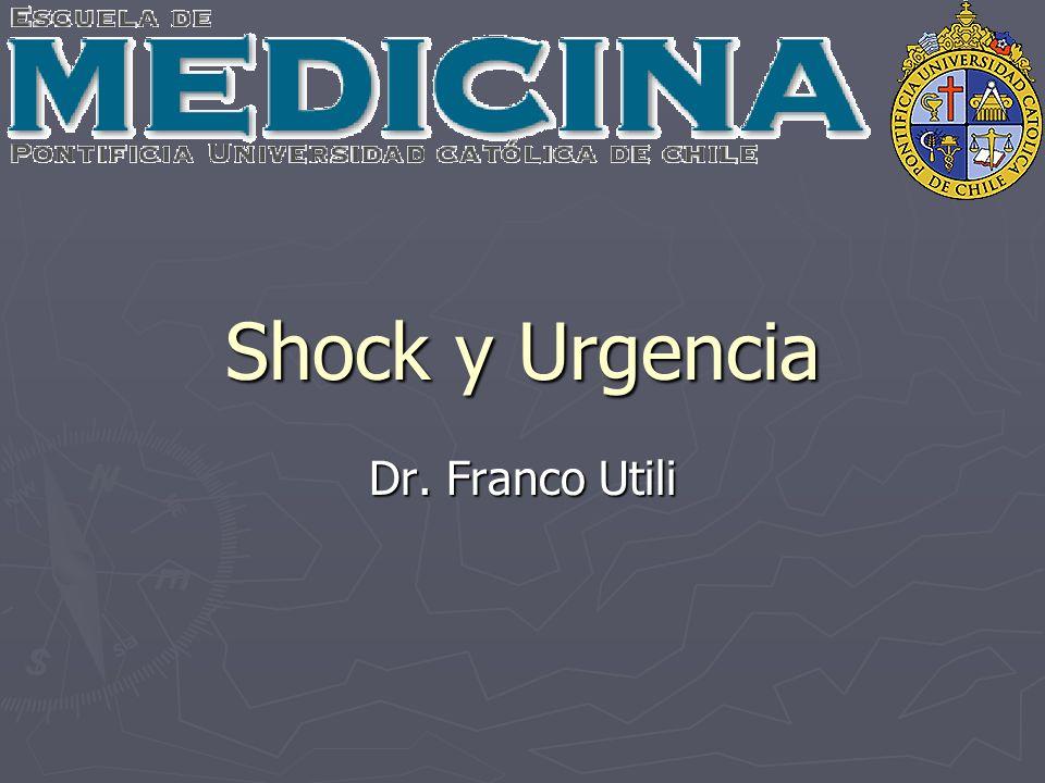Shock y Urgencia Dr. Franco Utili