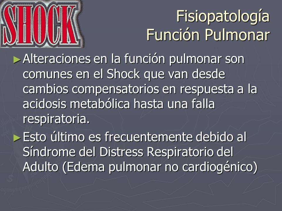Fisiopatología Función Pulmonar