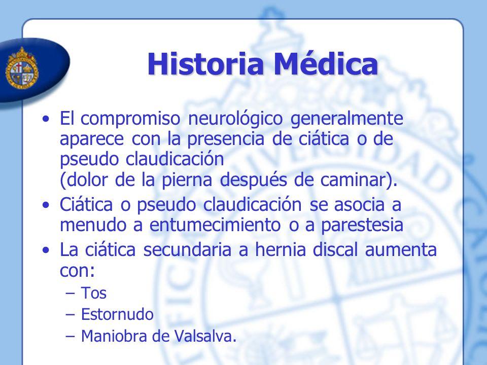 Historia Médica