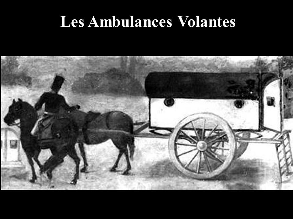 Les Ambulances Volantes