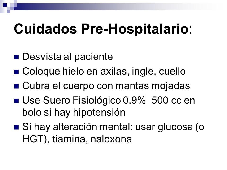 Cuidados Pre-Hospitalario: