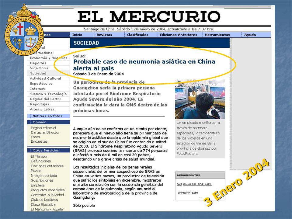3 Enero 2004