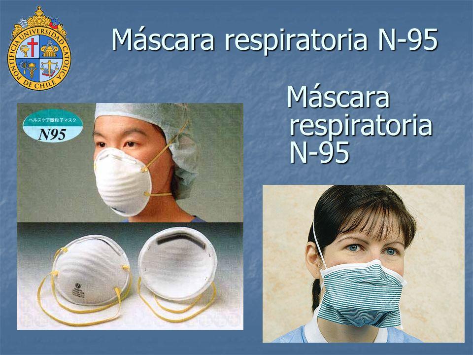 Máscara respiratoria N-95