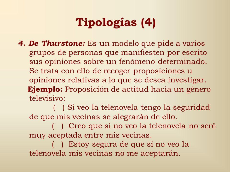 Tipologías (4)