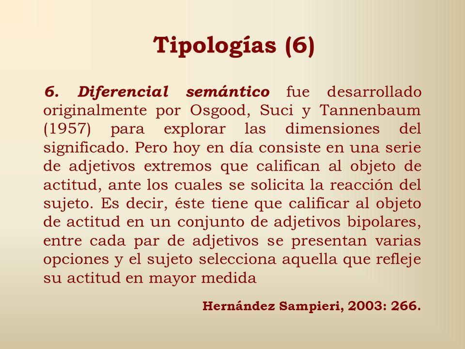 Tipologías (6)
