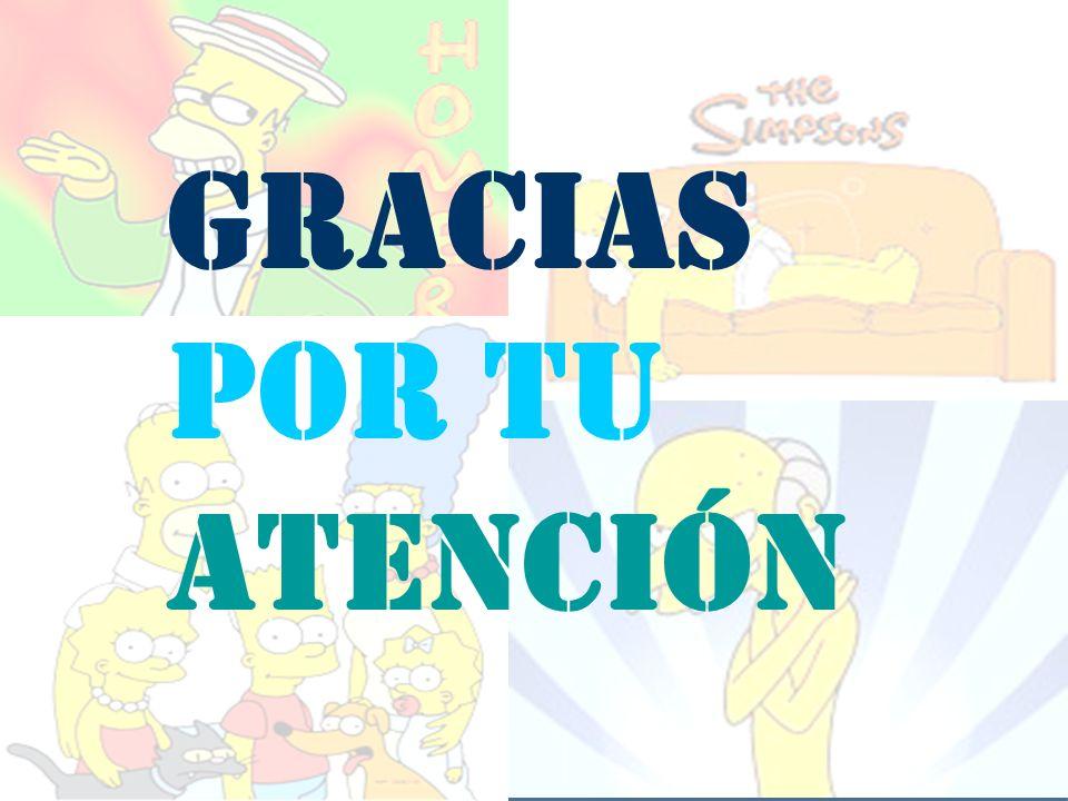 Gracias por tu atención