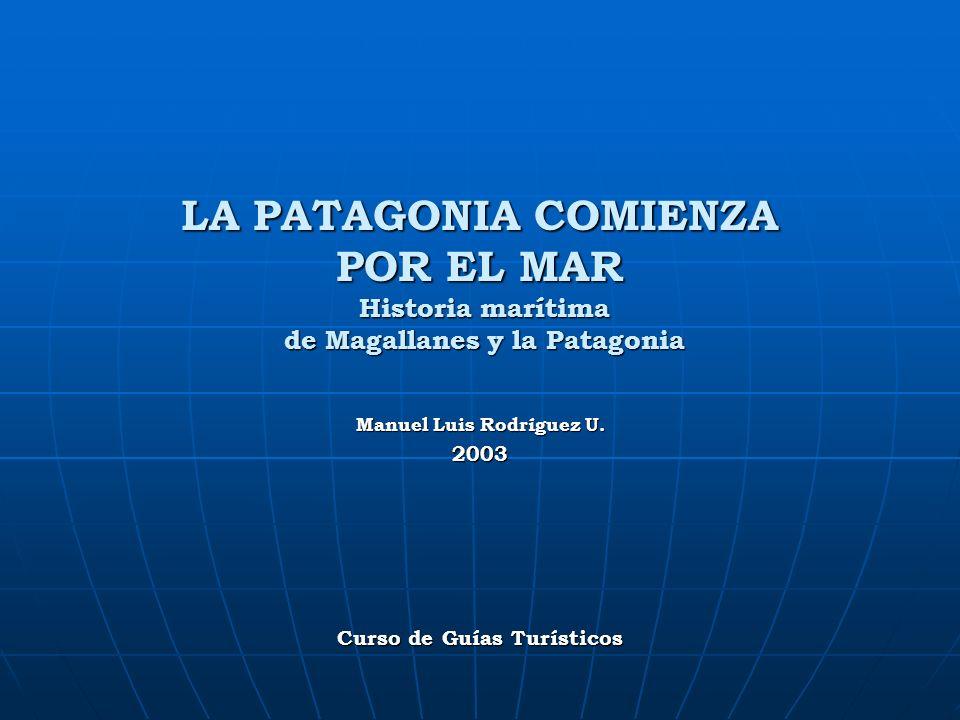Manuel Luis Rodríguez U. 2003 Curso de Guías Turísticos