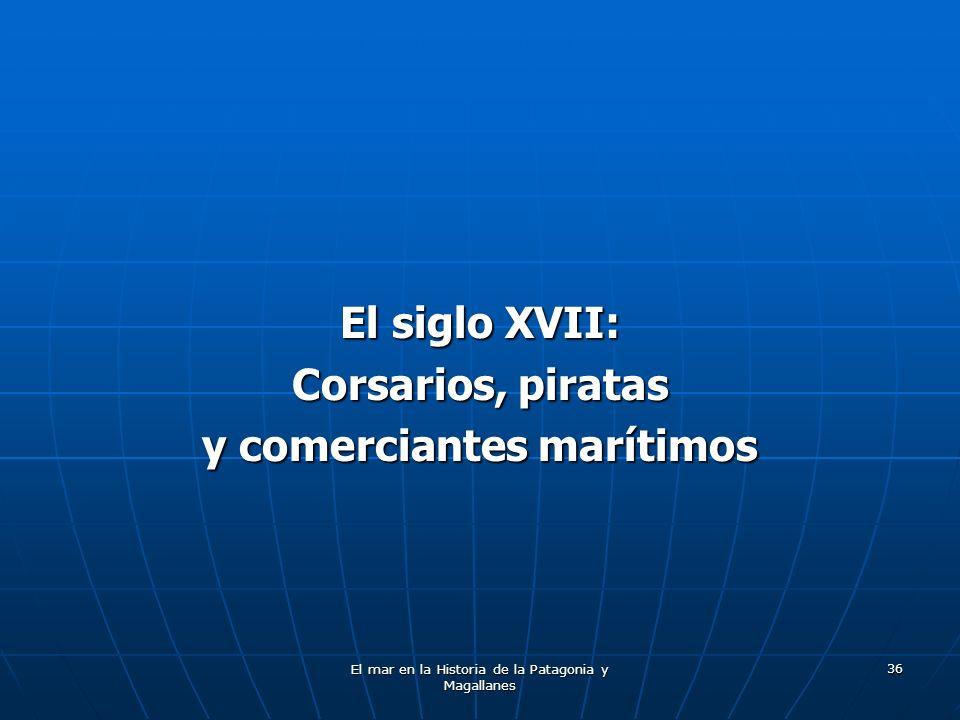 y comerciantes marítimos