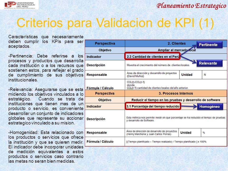 Criterios para Validacion de KPI (1)