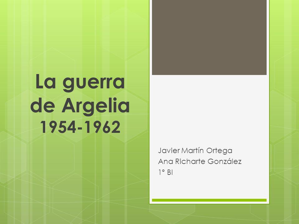 Javier Martín Ortega Ana Richarte González 1º BI