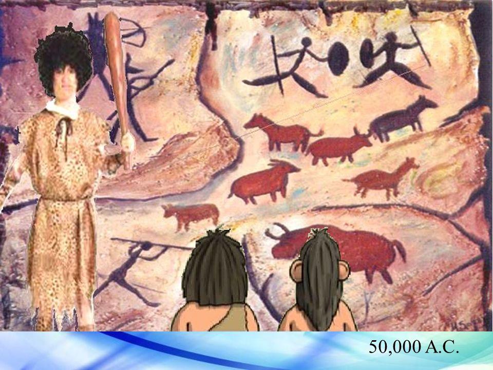 50,000 A.C.
