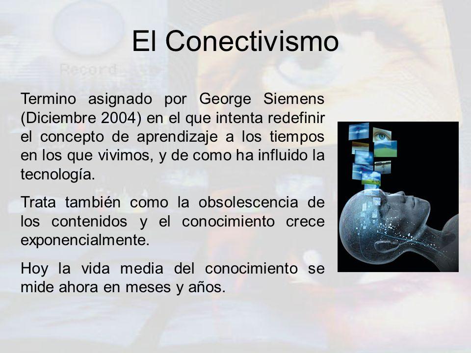 El Conectivismo