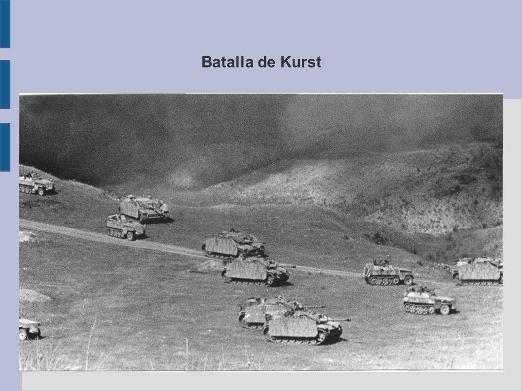 Batalla de Kurst