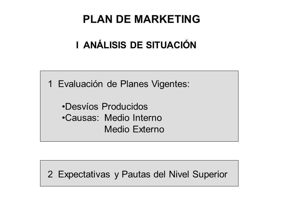 PLAN DE MARKETING I ANÁLISIS DE SITUACIÓN