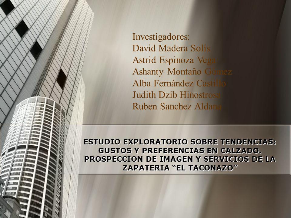 Alba Fernández Castillo Judith Dzib Hinostrosa Ruben Sanchez Aldana