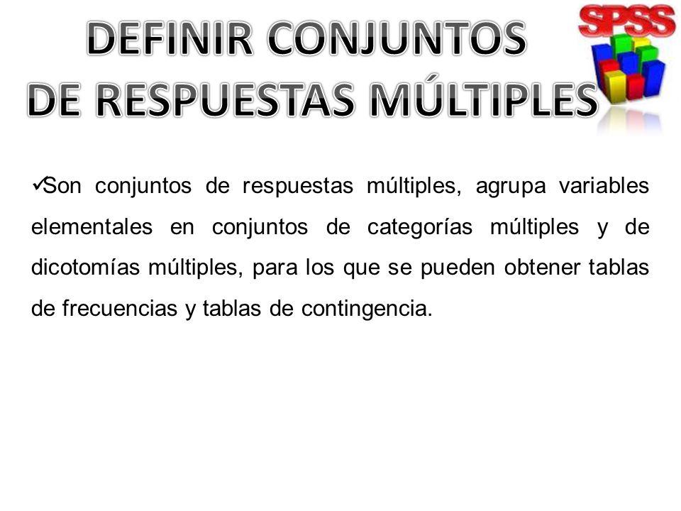 DE RESPUESTAS MÚLTIPLES