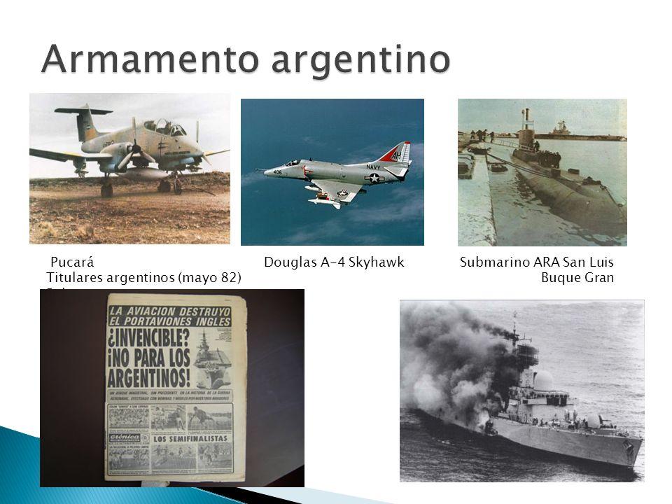 Armamento argentino