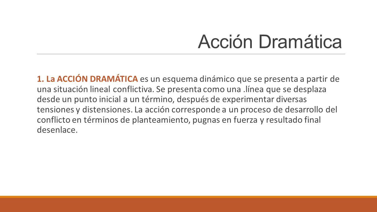 Acción Dramática