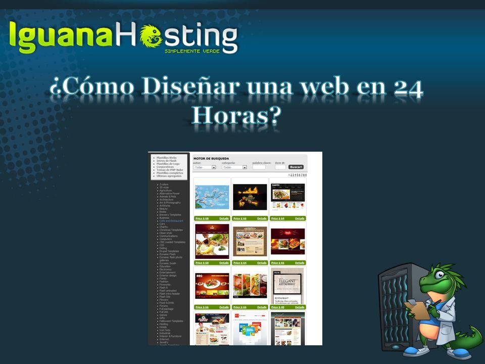 ¿Cómo Diseñar una web en 24 Horas