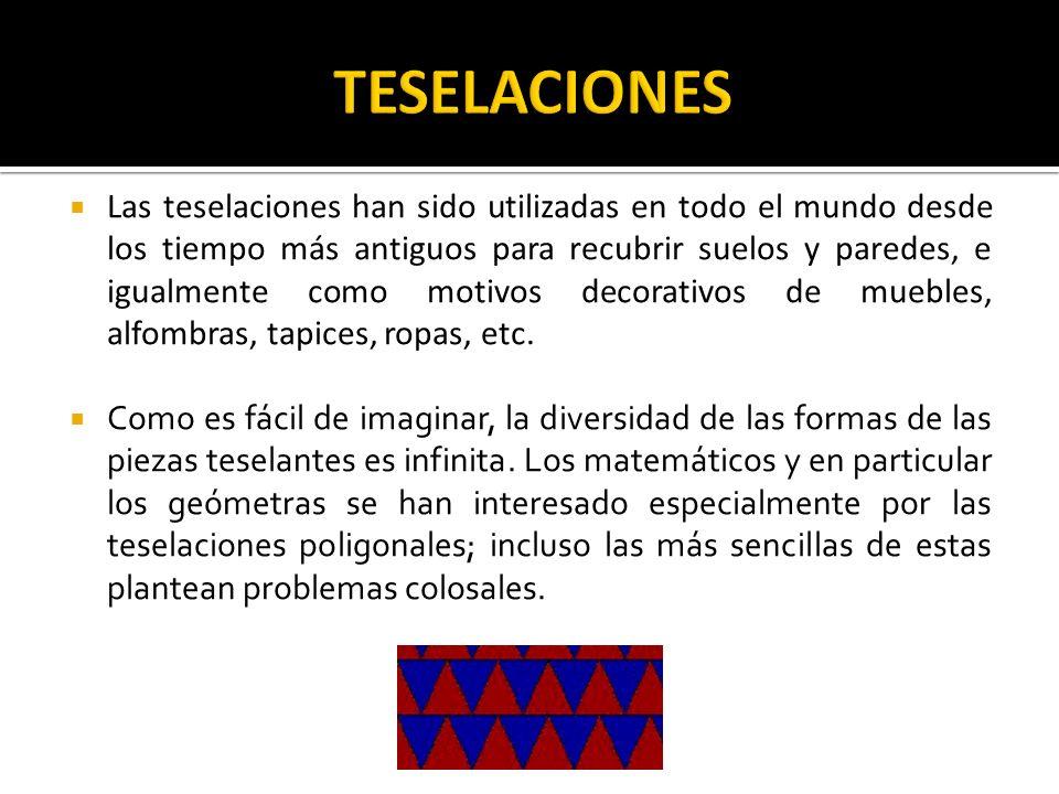 TESELACIONES