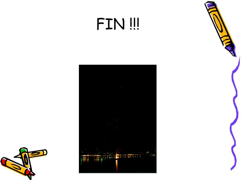 FIN !!!