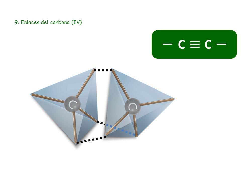 9. Enlaces del carbono (IV)