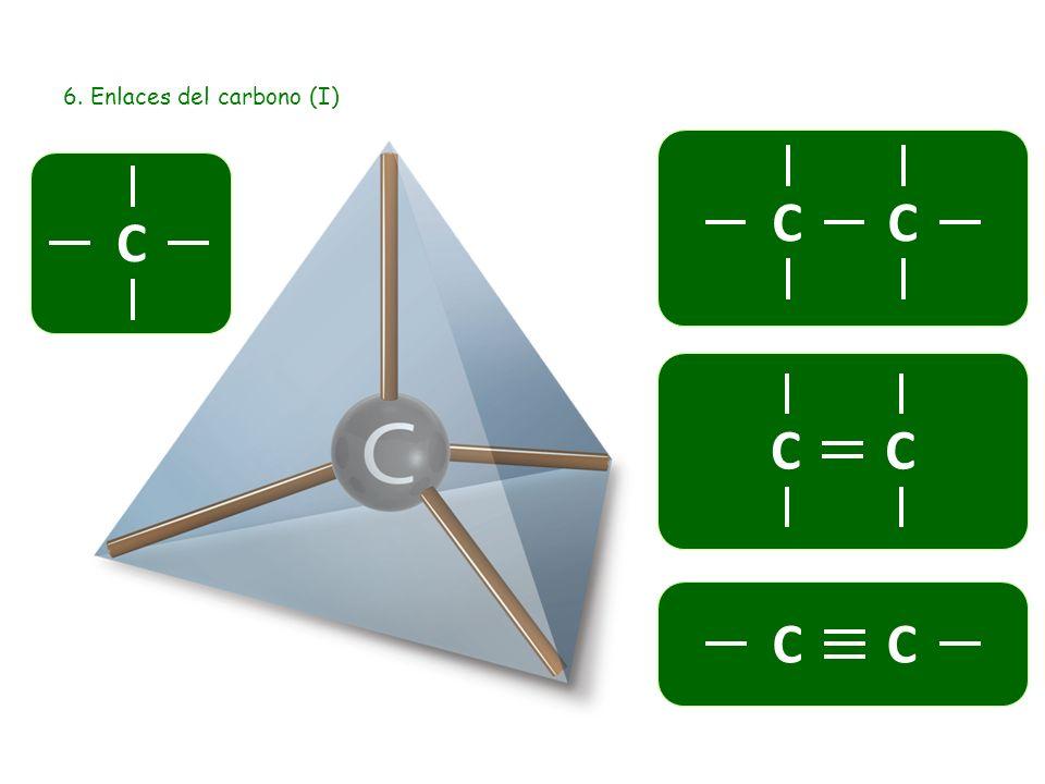 6. Enlaces del carbono (I)