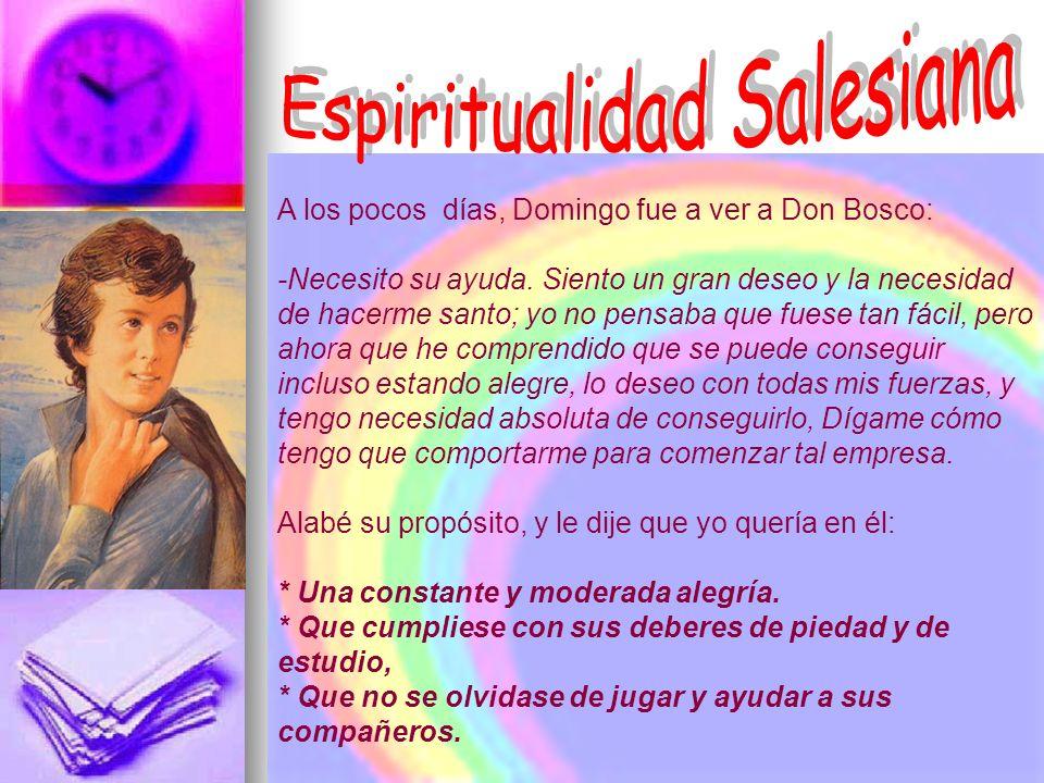 Espiritualidad Salesiana