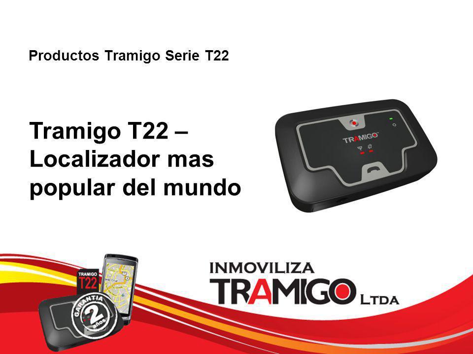 Productos Tramigo Serie T22