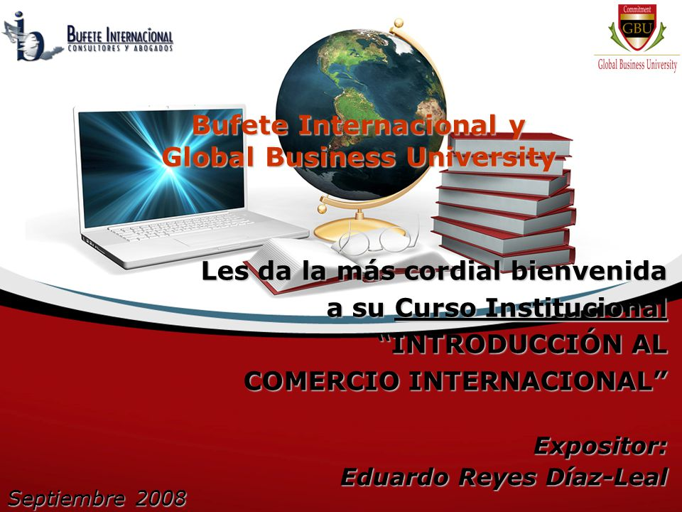 Bufete Internacional y Global Business University