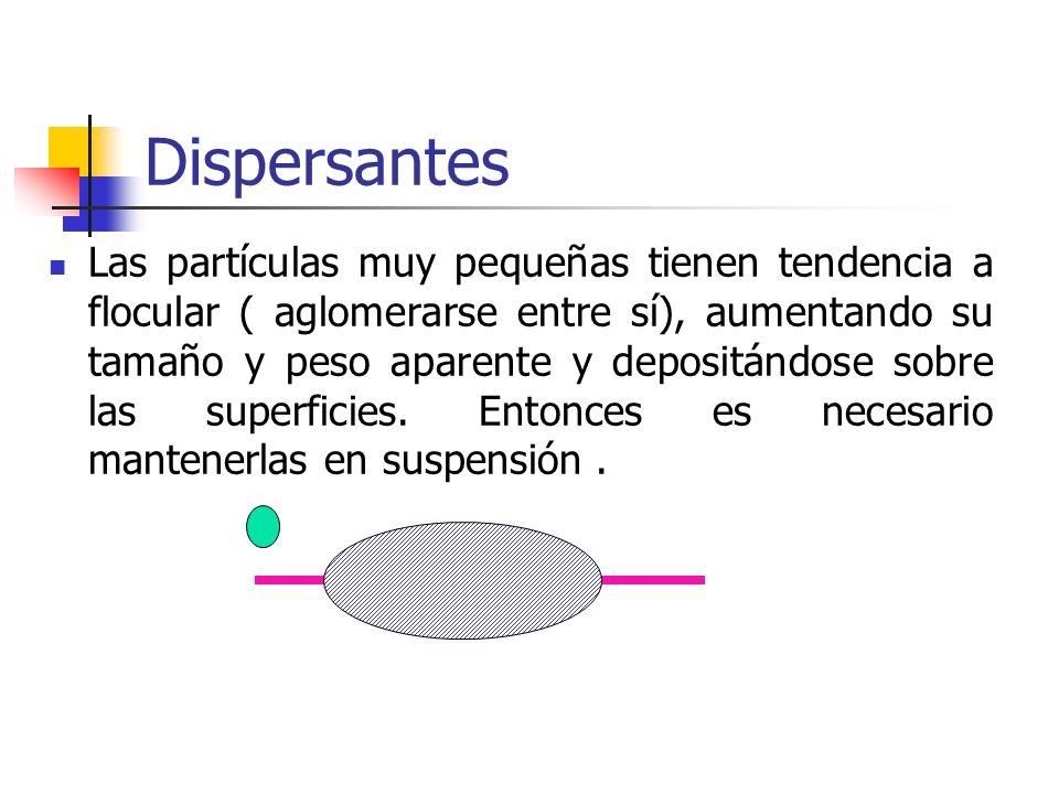 Dispersantes