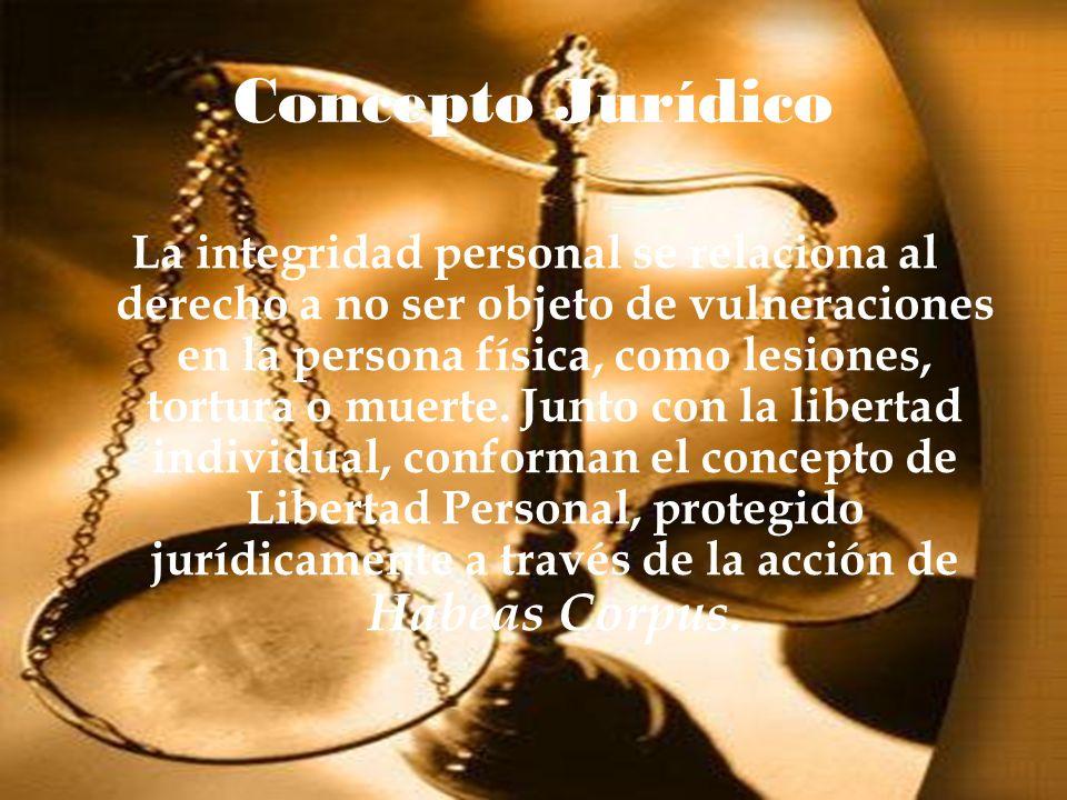 Concepto Jurídico