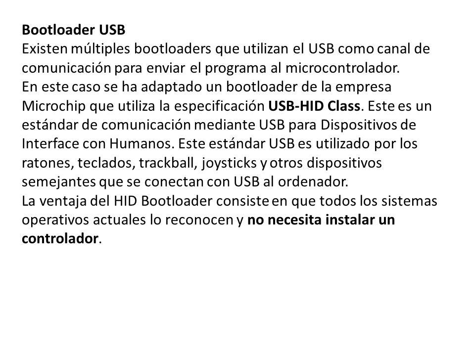 Bootloader USB