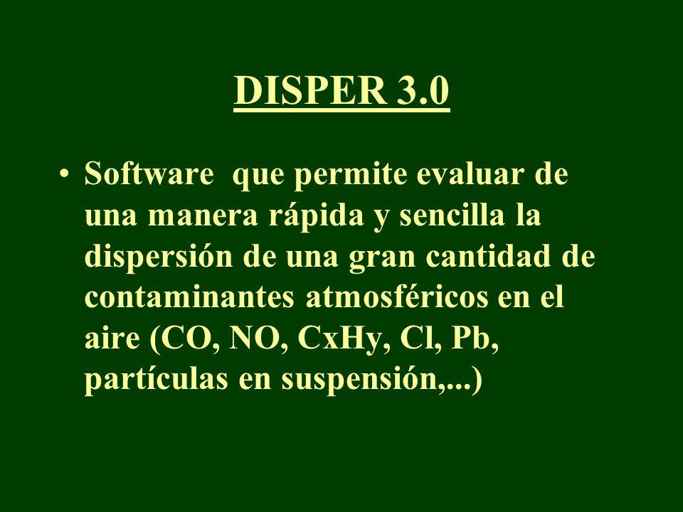 DISPER 3.0